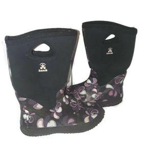 Kamik Rain/Snow Boots Bogs Style Rainboots Size 10